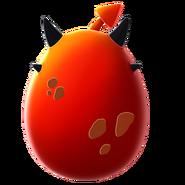 Hellfire Dragon Egg