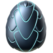 UV Dragon Egg