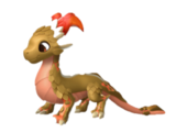 Dragon CORNE-SCHISTE