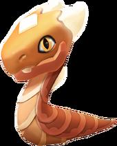 Solar Dragon Baby