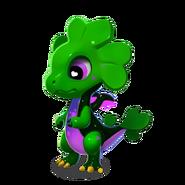 Clover Dragon Baby