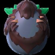 Gorilla-egg