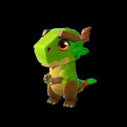Tree Dragon Baby