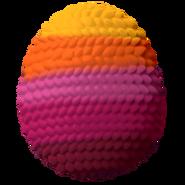 Yarn Dragon Egg