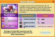 Dragon Musical Fiche