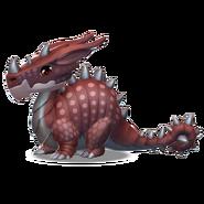 Armadillo Dragon