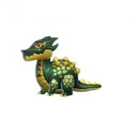 Dragon CROCODILE