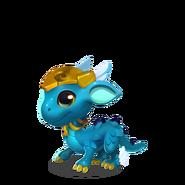 Hermes Dragon Baby
