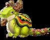 Rastafari Dragon
