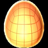 Ceramic Dragon Egg