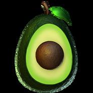 Avocado Dragon Egg