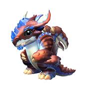 DragonCRABE-DE-COCOTIER