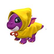 DragonIMPERMEABLE Bebe