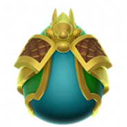 Guan Di Dragon Egg