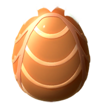 Solar Dragon Egg