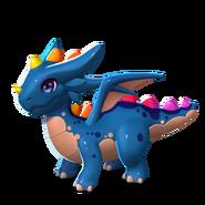 Vibrant Dragon