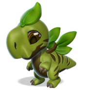 Arboreal Dragon Baby