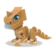 Box Dragon Baby