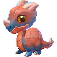 DragonEAU-ROUILLEE Bebe