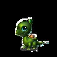 Avocado Dragon Baby