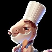 Chef Dragon
