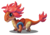 Cosplay Dragon