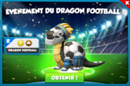 Événement dragon football