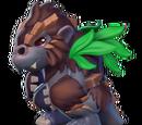 Dragon GORILLE
