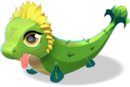 200px-Sunflower Dragon Baby