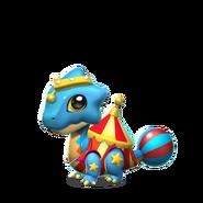 Circus Dragon Baby