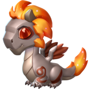 DragonLION Bebe
