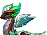 Dragon VIERGE