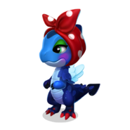 Rosie Dragon Baby
