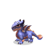 Noble Dragon Baby