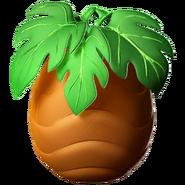 Palm Dragon Egg