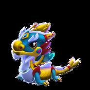 300px-Azure Dragon Baby