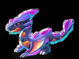 Dragon HÉLIOTROPE