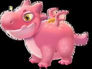 Piggy Bank Dragon