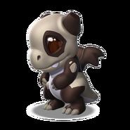 Panda Dragon Baby