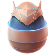 Armored Dragon Egg