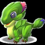 Bloom Dragon Baby