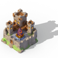 Fortress - Level 31