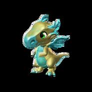 Mist Dragon Baby