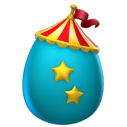 Circus Dragon Egg