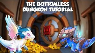 Dragon Mania Legends - The Bottomless Dungeon Tutorial
