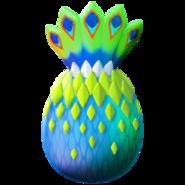 Peacock Dragon Egg