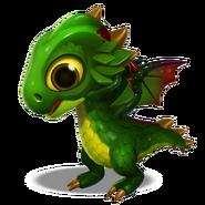 Poison Dragon Baby