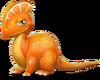 Orange Dragon