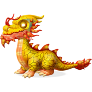 Ceramic Dragon