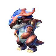 DragonCRABE-DE-COCOTIER Bebe